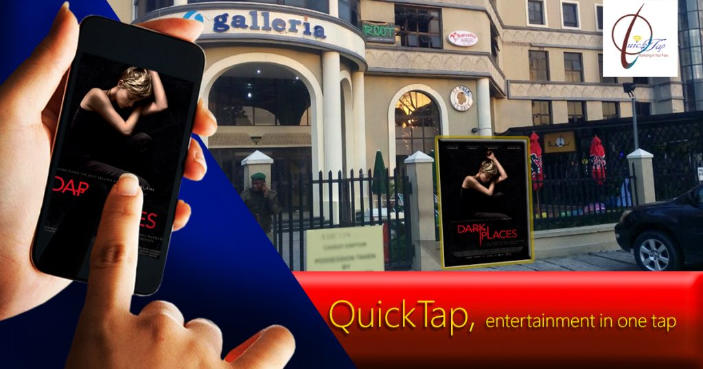 QuicKtap Movie Posters and DVD cover